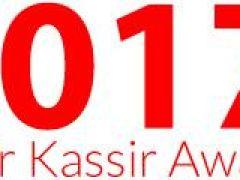 Prix Samir Kassir 2017
